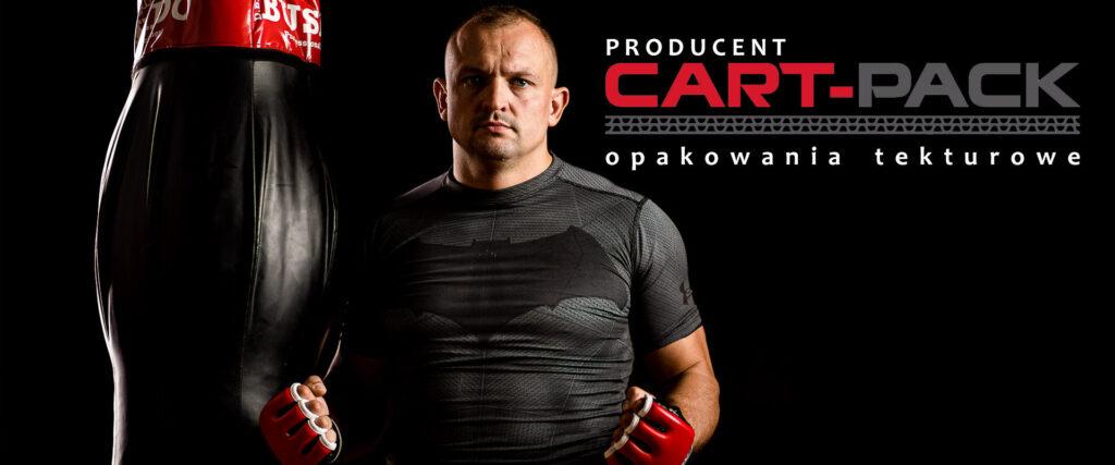 Cart-pack sponsorem Sylwestra Kołeckiego